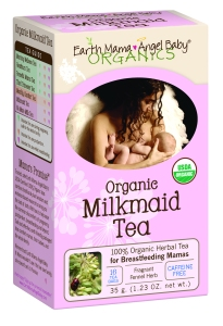 Organic Milkmaid Tea by Earth Mama Angel Baby